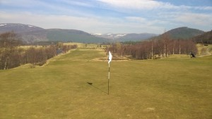 The formidable 2nd at Braemar.