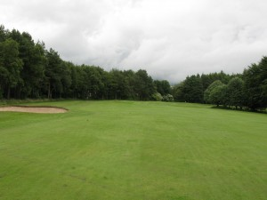 Approach to the 7th at Glenrothes