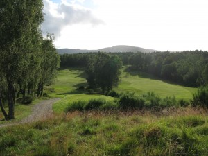 Boat of Garten - 11th Ladies Tee