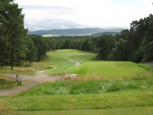 The Signature 9th at Grantown on Spey